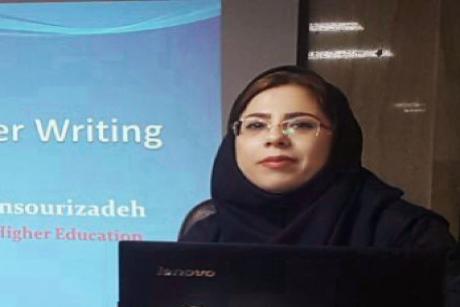 انتصاب سرکار خانم دکتر منصوری زاده به سمت مدیر روابط بین الملل